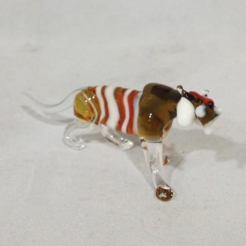 Tigre en verre