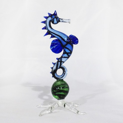 Petit Hippocampe en verre
