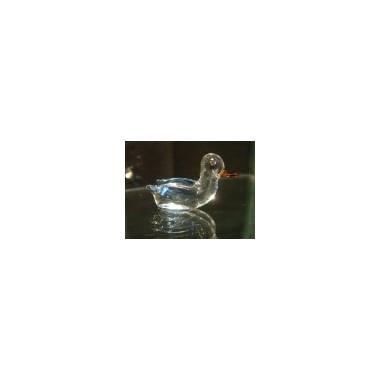 Petit canard en verre