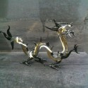 Dragon chinois en verre