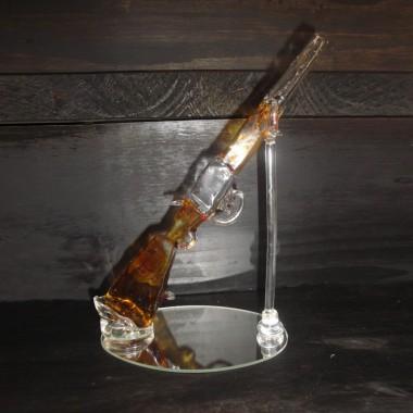 Fusil en verre