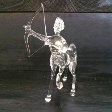 Centaure en verre