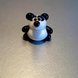 Panda rigolo