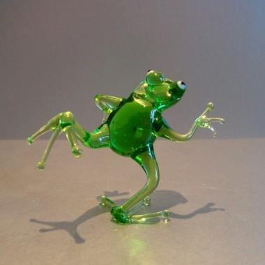 Grenouille dansante