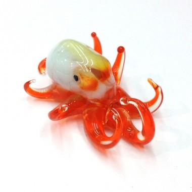 Pieuvre colorée