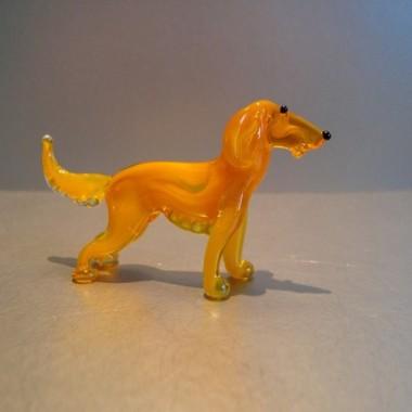 Chien orange