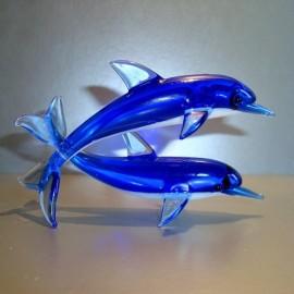 Couple de dauphin
