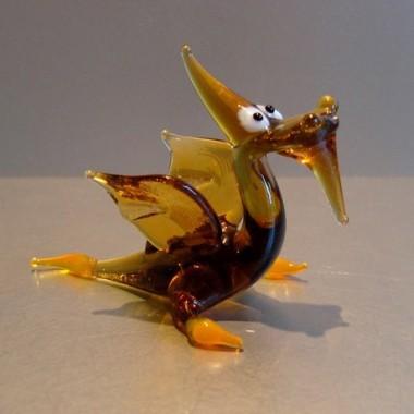 Dragon en verre