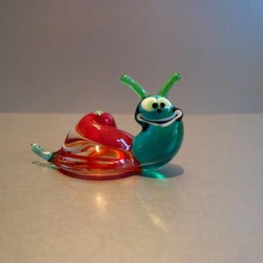 Escargot en verre