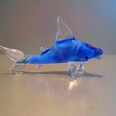 Requin en verre