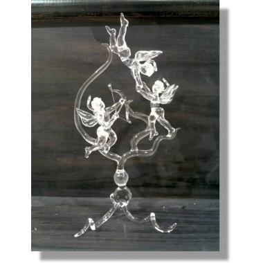 Ange en verre