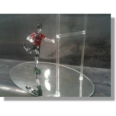 Rugbyman en verre