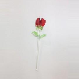 Petite rose (sans le vase)