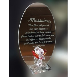 Miroir message marraine