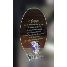 Miroir message papy
