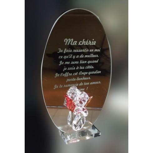 Miroir message ma-cherie