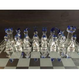 16 pièces de jeu d'échec