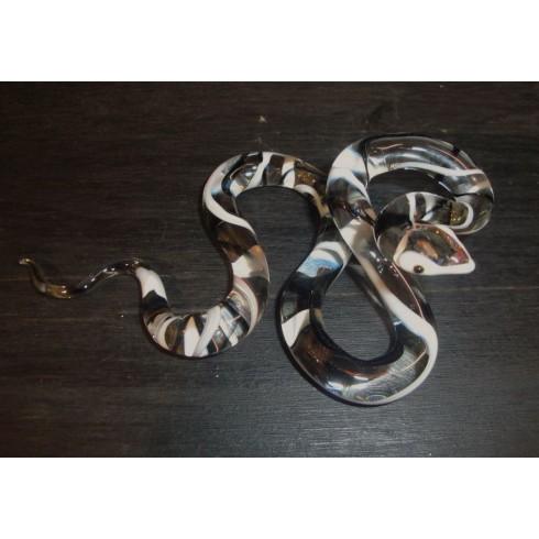 Serpent en verre