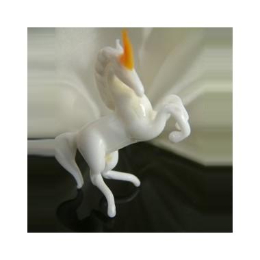 Licorne en verre