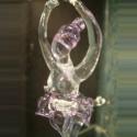 Danseuse en verre