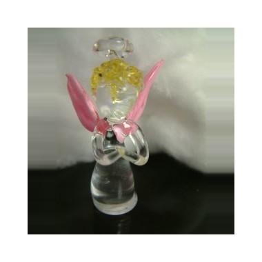 Petit ange en verre