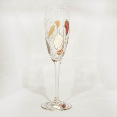 Grandes flûtes à champagne