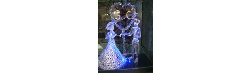 Articles -  Pour les amoureux en verre -  Cristallerie de la Fontaine